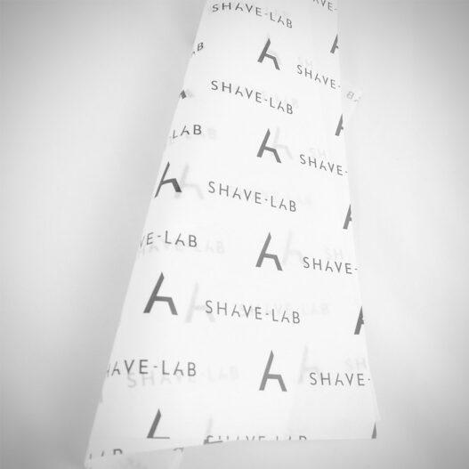 tissue paper Shave Lab
