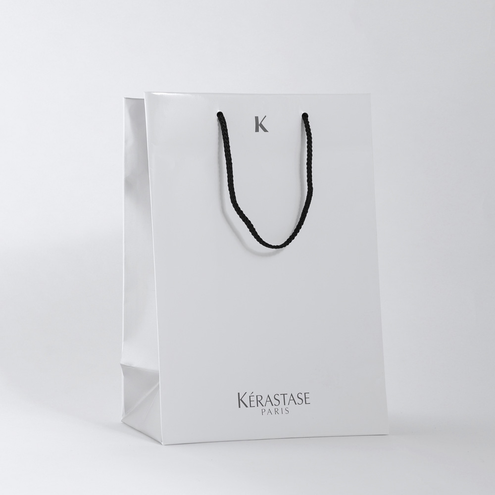 luxury paper carrier bag Kerastase