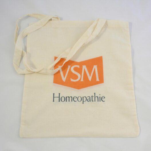 VSM homeopathie draagtas Ecru katoen