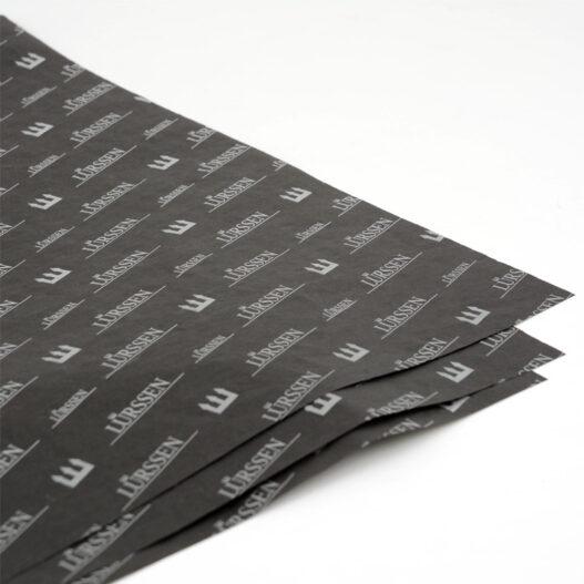 Luerssen yachts tissue papier