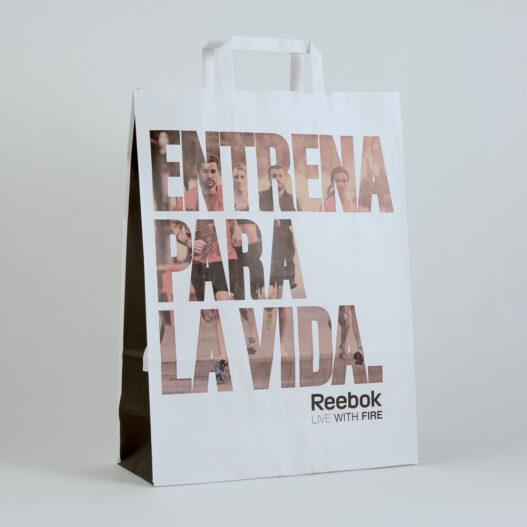 Paper Carrier bag Reebok