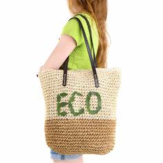 Eco draagtassen