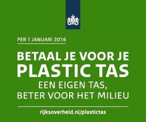 ArtiPack Campagne gratis Plastic Tas