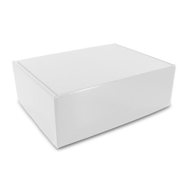 Grote Verzenddoos karton - wit