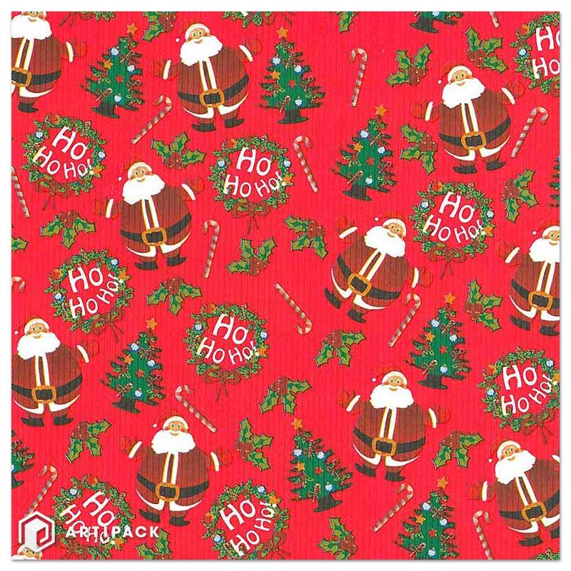 wrapping paper christmas ho ho ho!