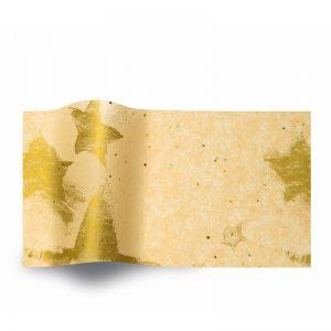 Zijdepapier Gold Celebration GS10134B gemstones vloeipapier