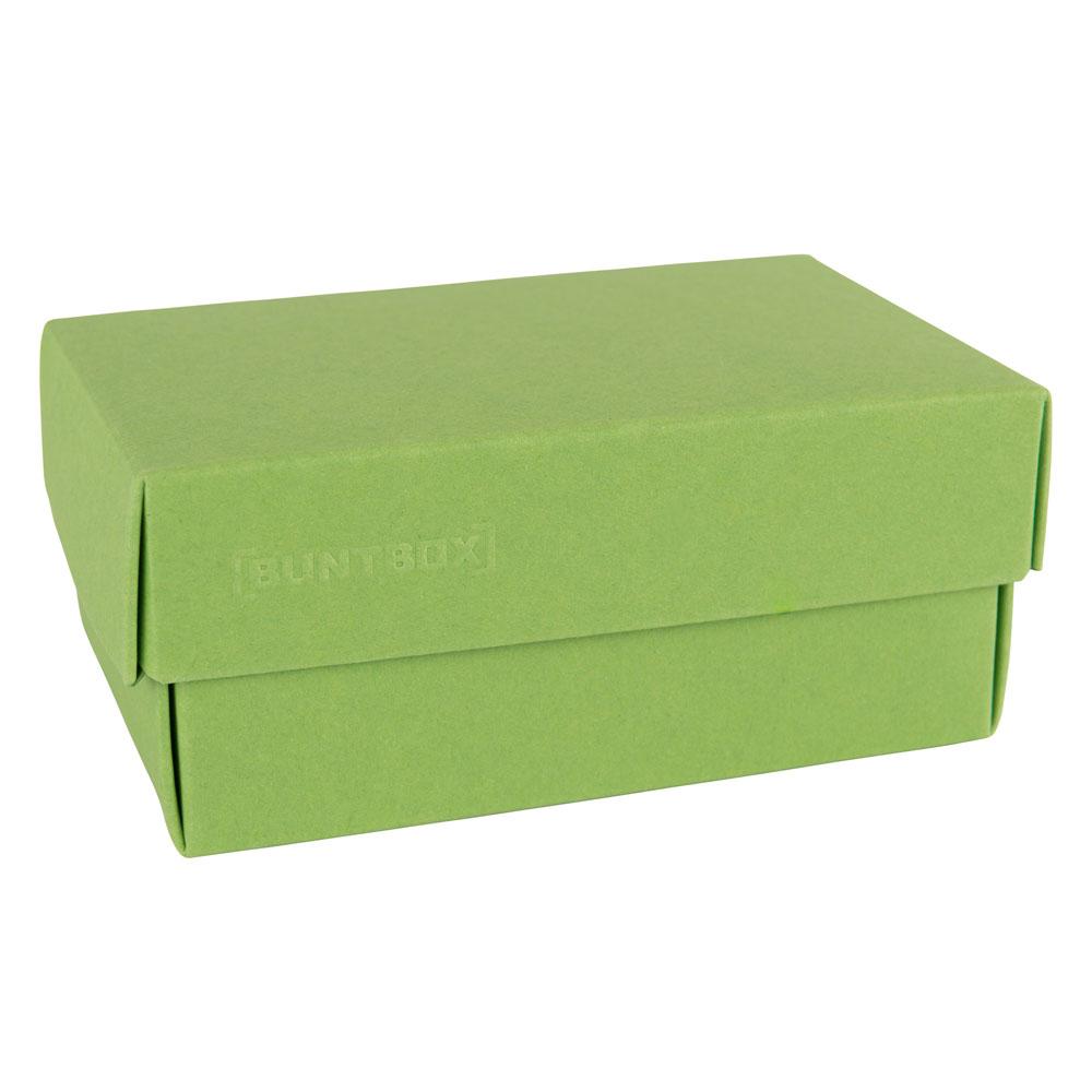 Dozen met losse deksel - Groen (Apple)