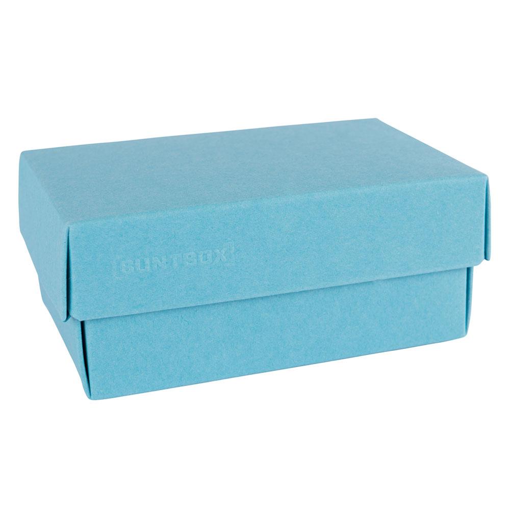 Dozen met losse deksel - Blauw (Azure)