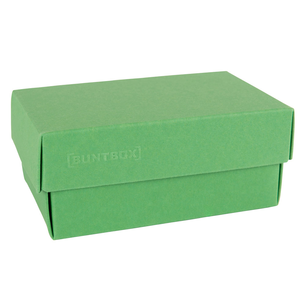 Dozen met losse deksel - Groen (Mint)