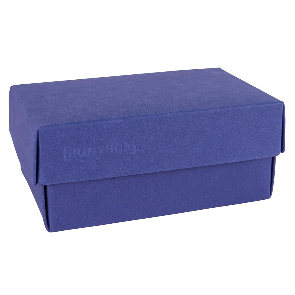 Dozen met losse deksel - Blauw (Sapphire)