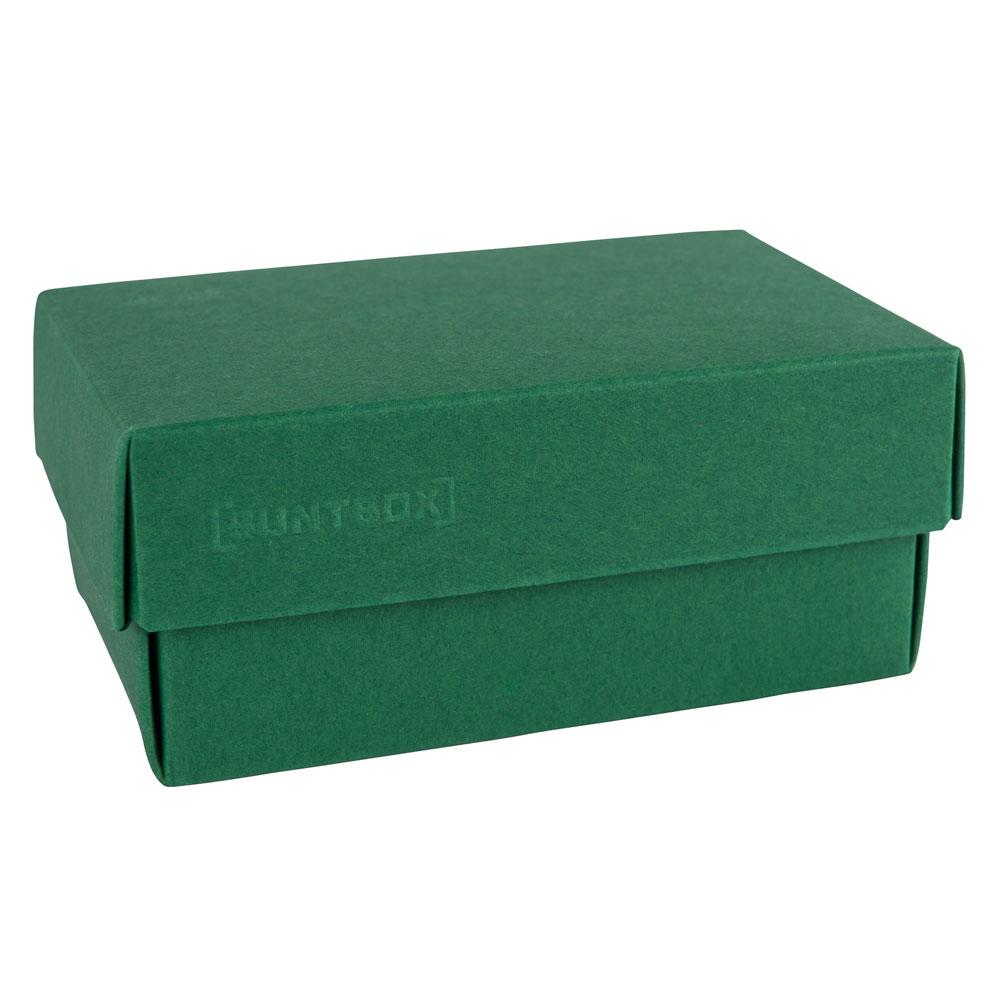 Dozen met losse deksel - Groen (Emerald)
