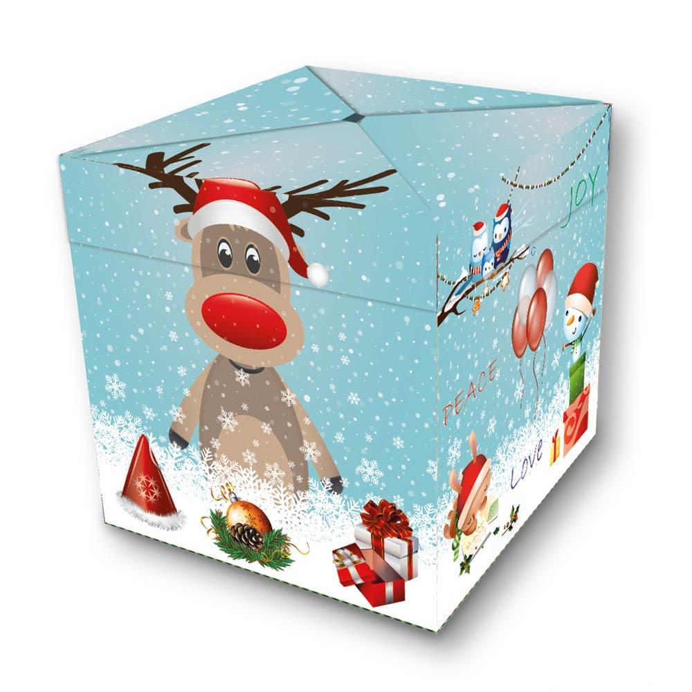 Kerst geschenkdoosjes