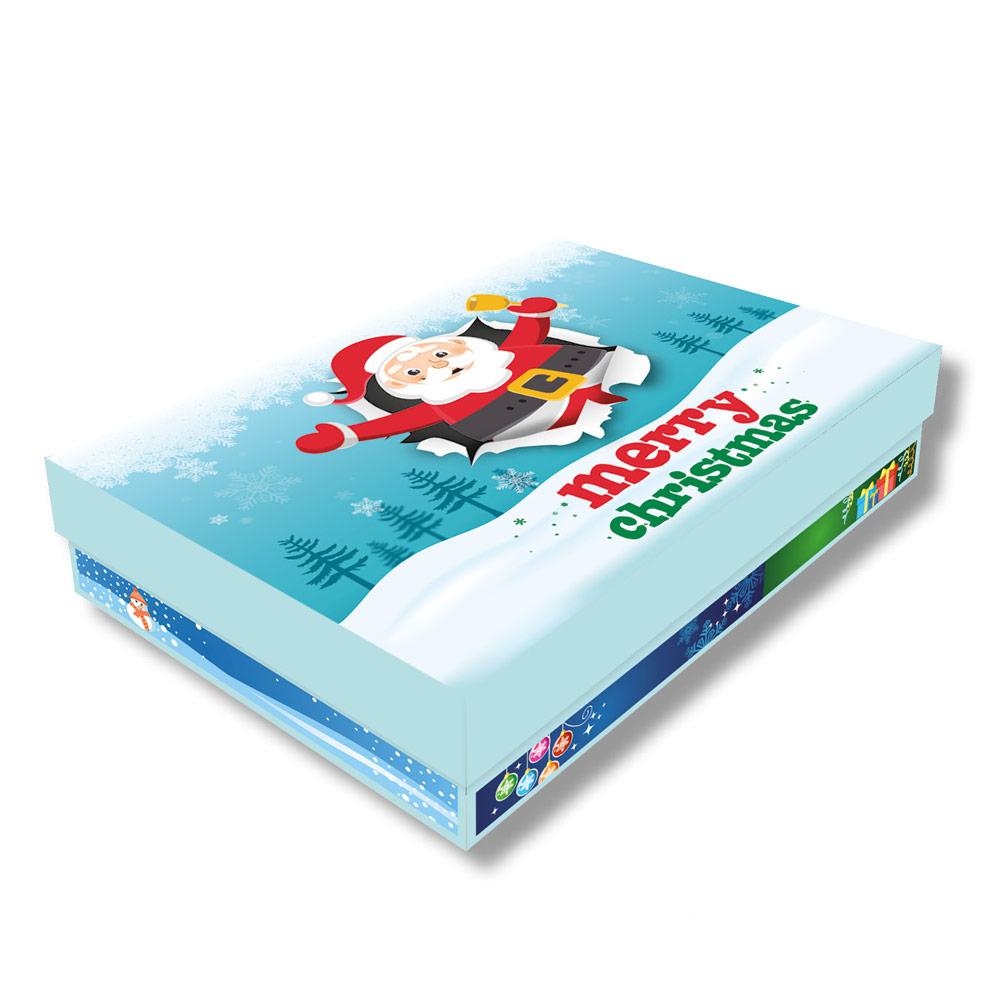 Merry Christmas Box lid