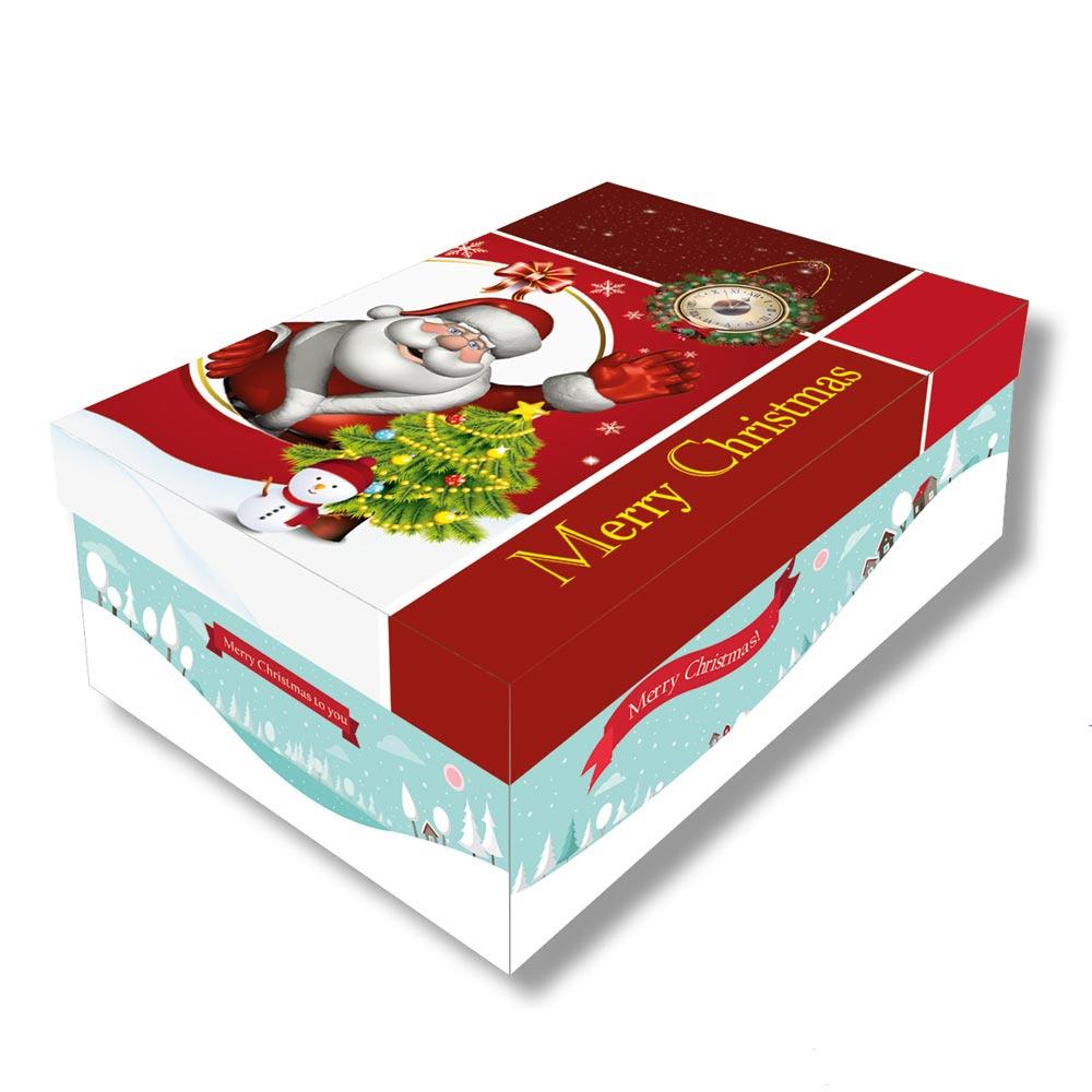 Merry Christmas doos deksel
