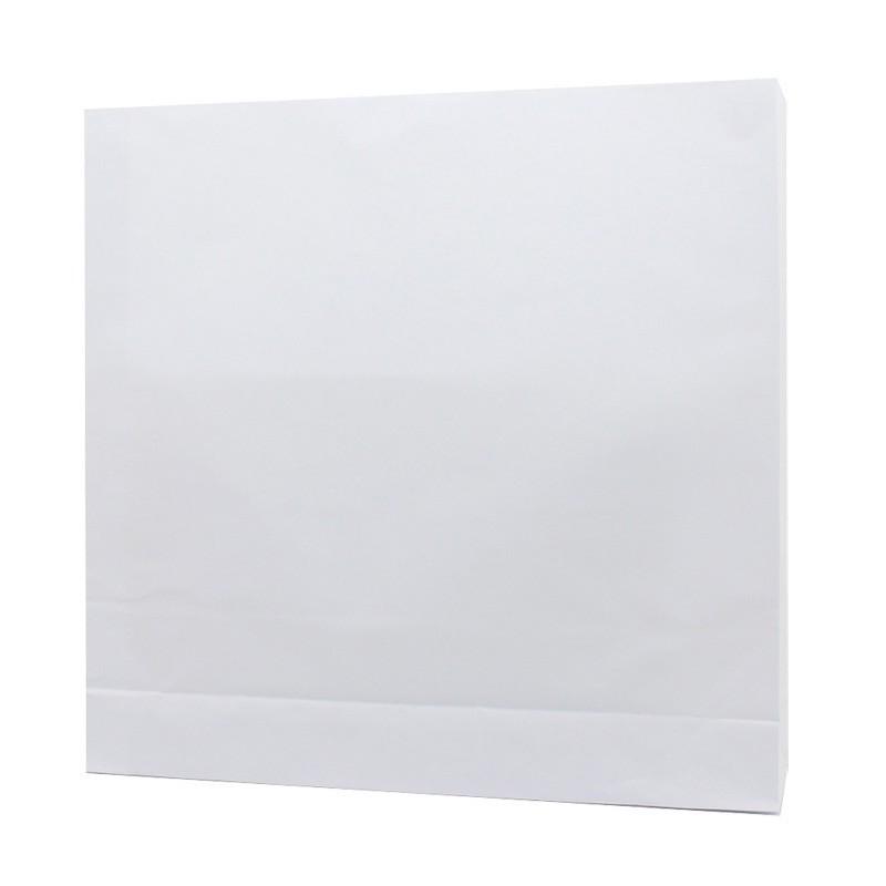 witte papieren zak