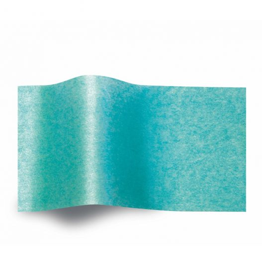 turquoise parelmoer vloeipapier cy1001-200e