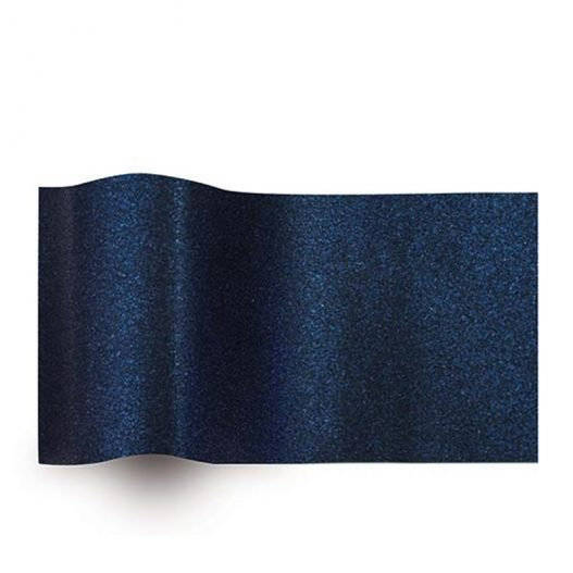 midnight-blue zijdepapier parelmoer blauw cy1012-200e