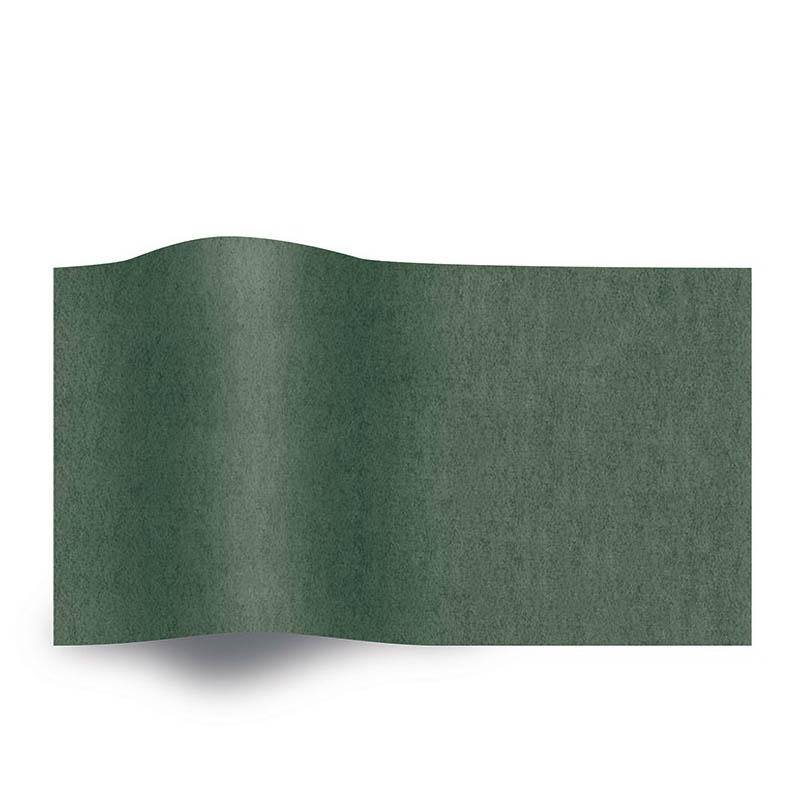 Groen Vloeipapier Bottle Green