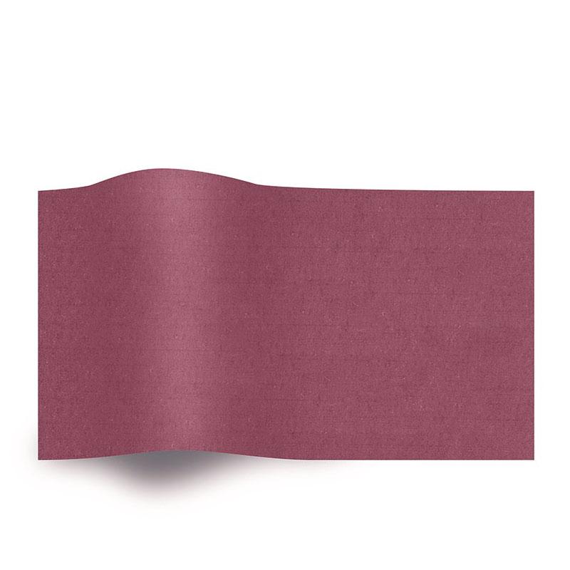 bordeaux rood Vloeipapier Burgundy