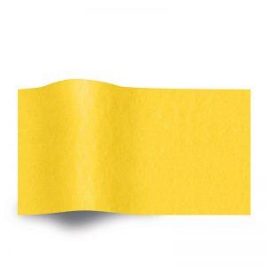 Geel Vloeipapier Buttercup