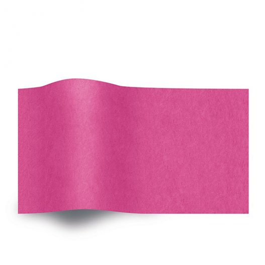 roze Vloeipapier Cerise
