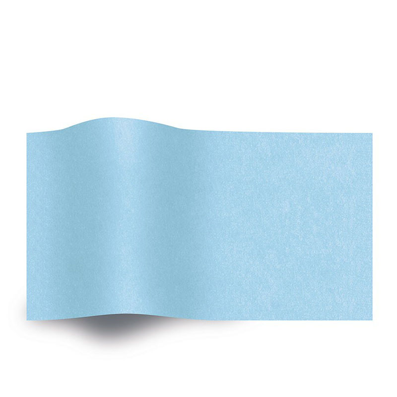 Blauw Vloeipapier Light Blue