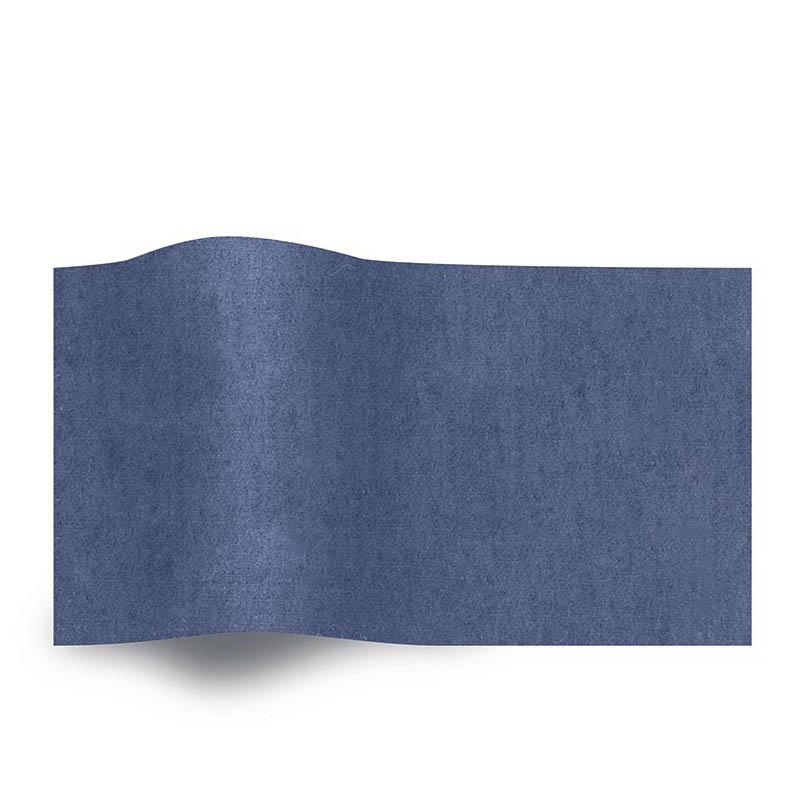 blauw vloeipapier Navy Blue