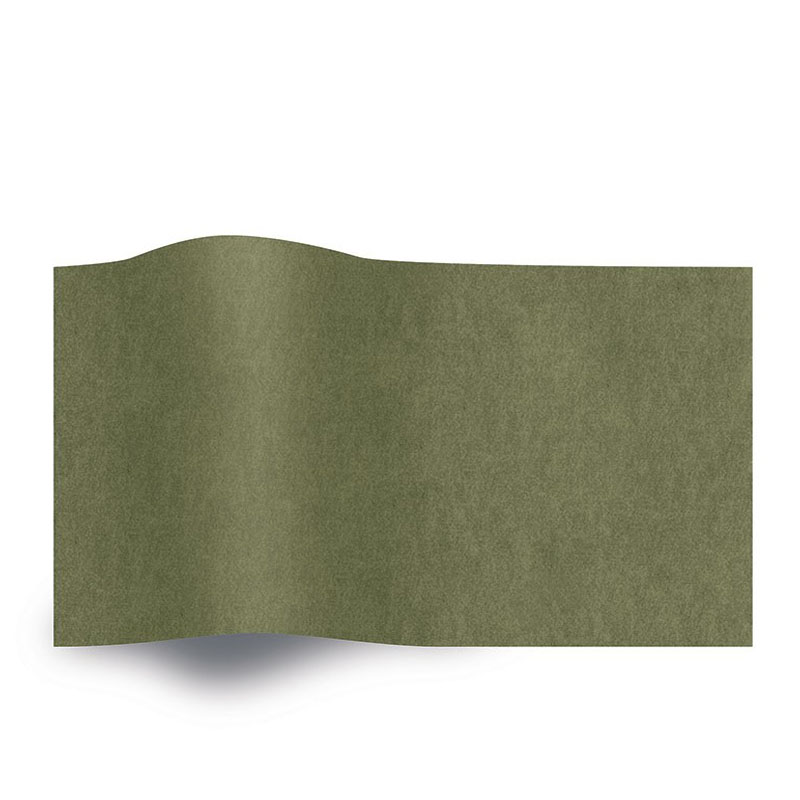 groen Vloeipapier Olive