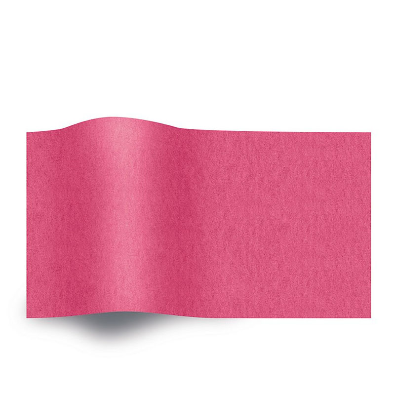 hard roze Vloeipapier Passion Pink