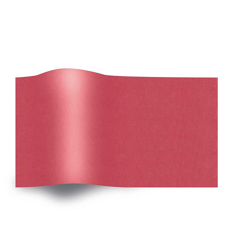 Rood Vloeipapier Scarlet