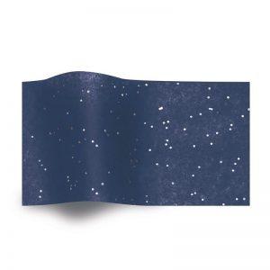 marineblauw vloeipapier gemstones navy blue
