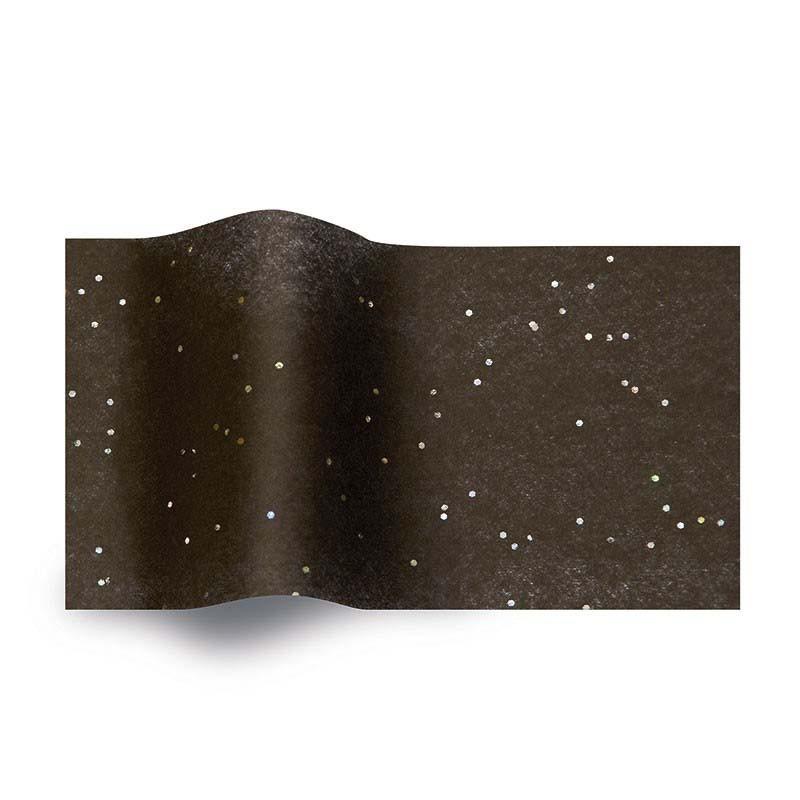 Zwart vloeipapier-gemstones Black