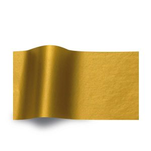 Goud Vloeipapier - Metallic Gold