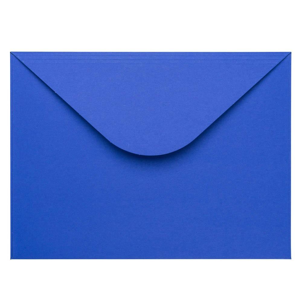 Kartonnen envelop Royal blauw