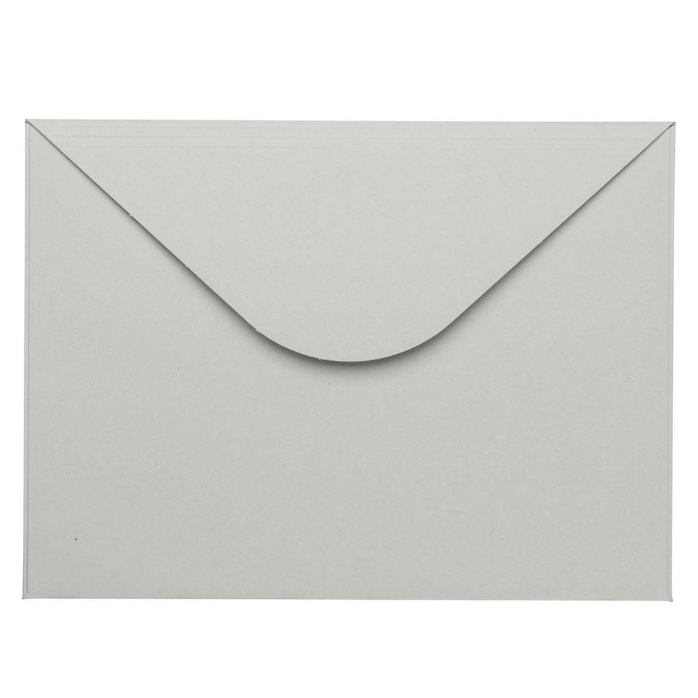 Grijze envelop