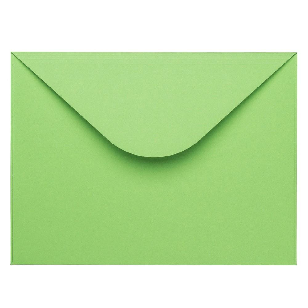 Lichtgroene envelop