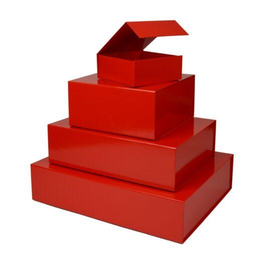 rode magneetdozen