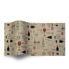 Vloeipapier voor wijn