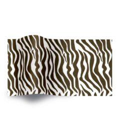 Vloeipapier - Zebra